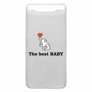 Etui na Samsung A80 The best baby