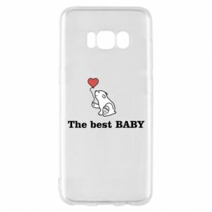 Etui na Samsung S8 The best baby