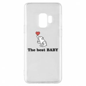 Etui na Samsung S9 The best baby