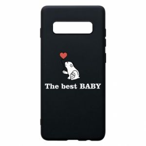 Etui na Samsung S10+ The best baby