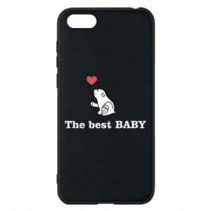 Etui na Huawei Y5 2018 The best baby