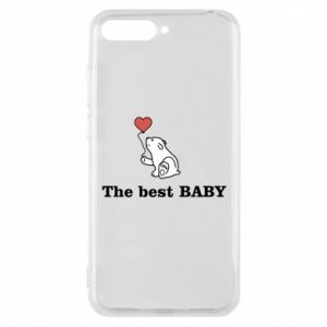 Etui na Huawei Y6 2018 The best baby
