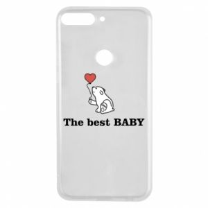 Etui na Huawei Y7 Prime 2018 The best baby