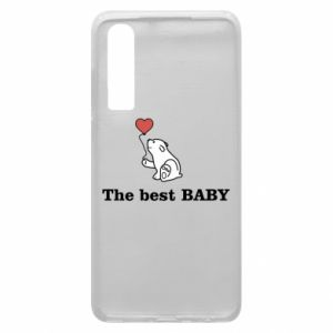 Etui na Huawei P30 The best baby