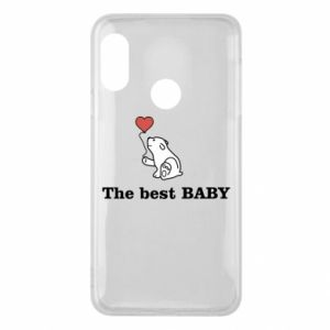 Etui na Mi A2 Lite The best baby