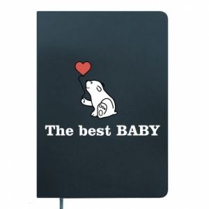 Notepad The best baby