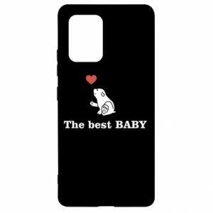 Etui na Samsung S10 Lite The best baby