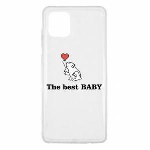 Etui na Samsung Note 10 Lite The best baby