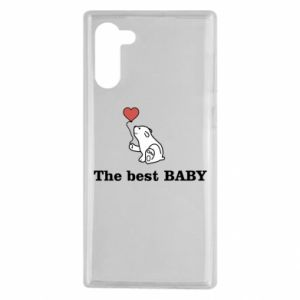 Etui na Samsung Note 10 The best baby
