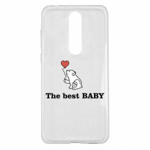 Etui na Nokia 5.1 Plus The best baby