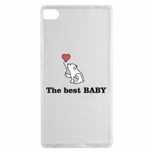 Etui na Huawei P8 The best baby