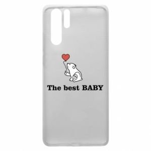 Etui na Huawei P30 Pro The best baby