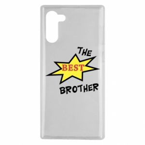 Etui na Samsung Note 10 The best brother