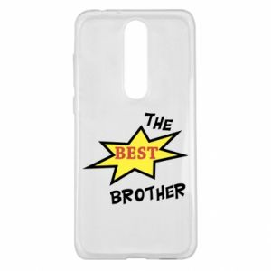 Etui na Nokia 5.1 Plus The best brother