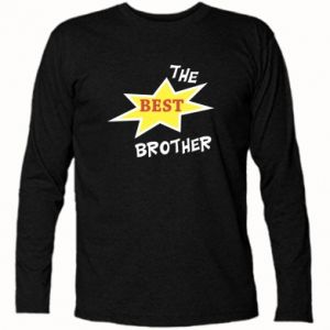 Long Sleeve T-shirt The best brother