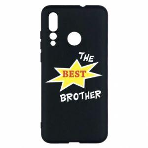 Etui na Huawei Nova 4 The best brother
