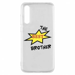 Etui na Huawei P20 Pro The best brother