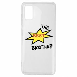 Etui na Samsung A41 The best brother