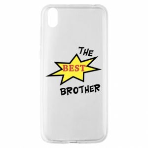 Etui na Huawei Y5 2019 The best brother