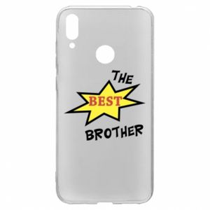 Etui na Huawei Y7 2019 The best brother