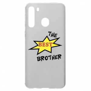 Etui na Samsung A21 The best brother