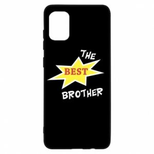 Etui na Samsung A31 The best brother