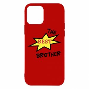 Etui na iPhone 12/12 Pro The best brother