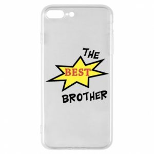 Etui na iPhone 7 Plus The best brother