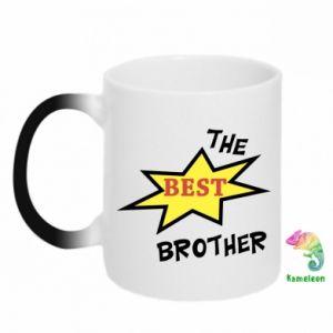 Chameleon mugs The best brother