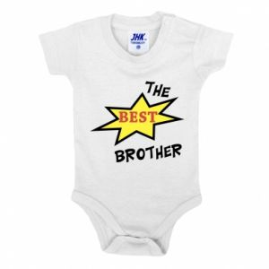 Baby bodysuit The best brother