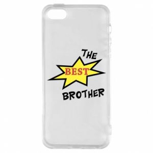 Etui na iPhone 5/5S/SE The best brother