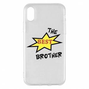 Etui na iPhone X/Xs The best brother