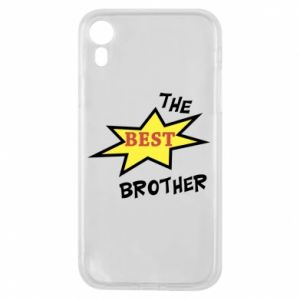 Etui na iPhone XR The best brother