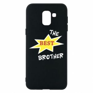Etui na Samsung J6 The best brother