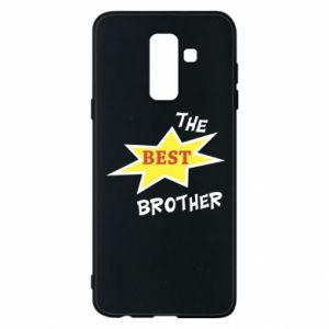 Etui na Samsung A6+ 2018 The best brother