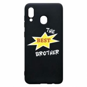 Etui na Samsung A20 The best brother