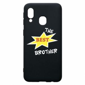 Etui na Samsung A40 The best brother