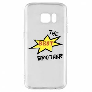 Etui na Samsung S7 The best brother
