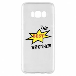 Etui na Samsung S8 The best brother