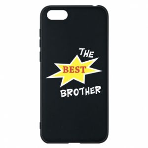 Etui na Huawei Y5 2018 The best brother