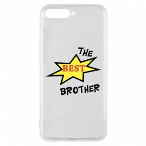 Etui na Huawei Y6 2018 The best brother