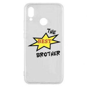 Etui na Huawei P20 Lite The best brother