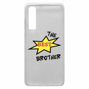 Etui na Huawei P30 The best brother