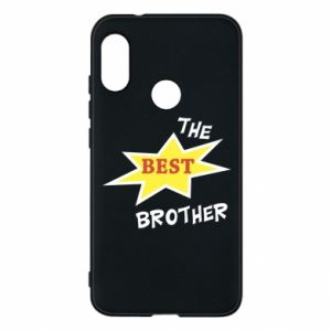 Etui na Mi A2 Lite The best brother