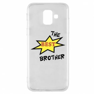 Etui na Samsung A6 2018 The best brother