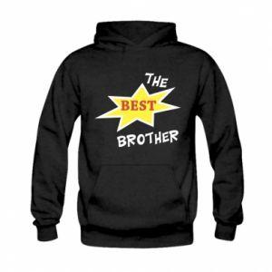 Bluza z kapturem dziecięca The best brother