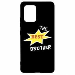 Etui na Samsung S10 Lite The best brother