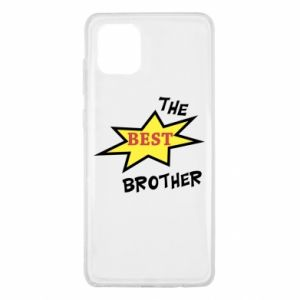 Etui na Samsung Note 10 Lite The best brother