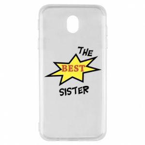 Etui na Samsung J7 2017 The best sister