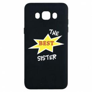 Etui na Samsung J7 2016 The best sister